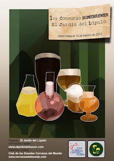 concurso de elaboración artesanal de cerveza