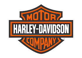 download Logo Motor harley davidson Vector