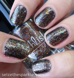 Hard Candy Wicked, Pahlish Autumn People, Zoya Binx
