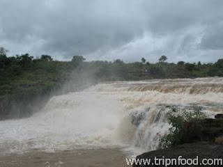 Godachinmalki Falls, Gokak, Belgaum