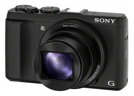 Câmera Sony Cybershot HX50 tem lente muito potente
