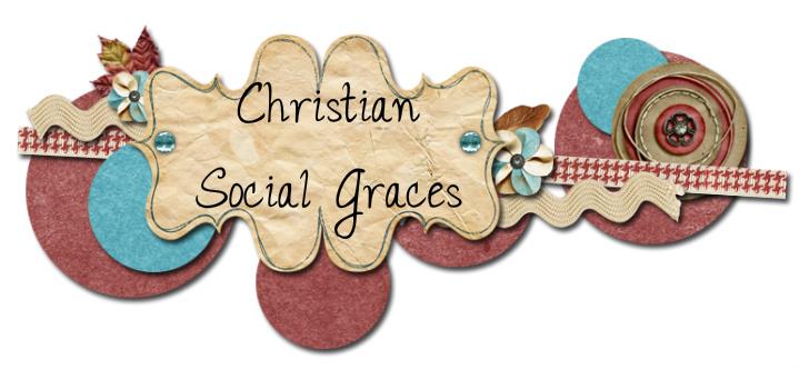 Christian Social Etiquette