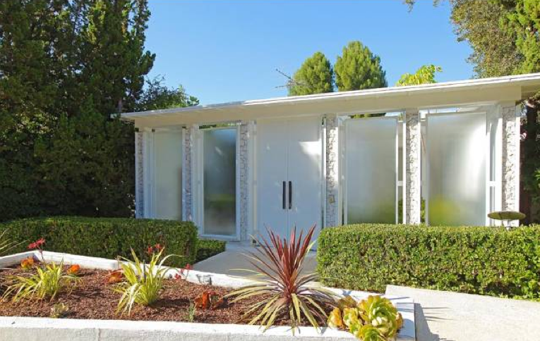 Modern Homes Los Angeles Sep 1 Mid Century Modern Open