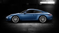 2012 Porsche 911 (991 not 998) External Color Aqua Blue Metallic