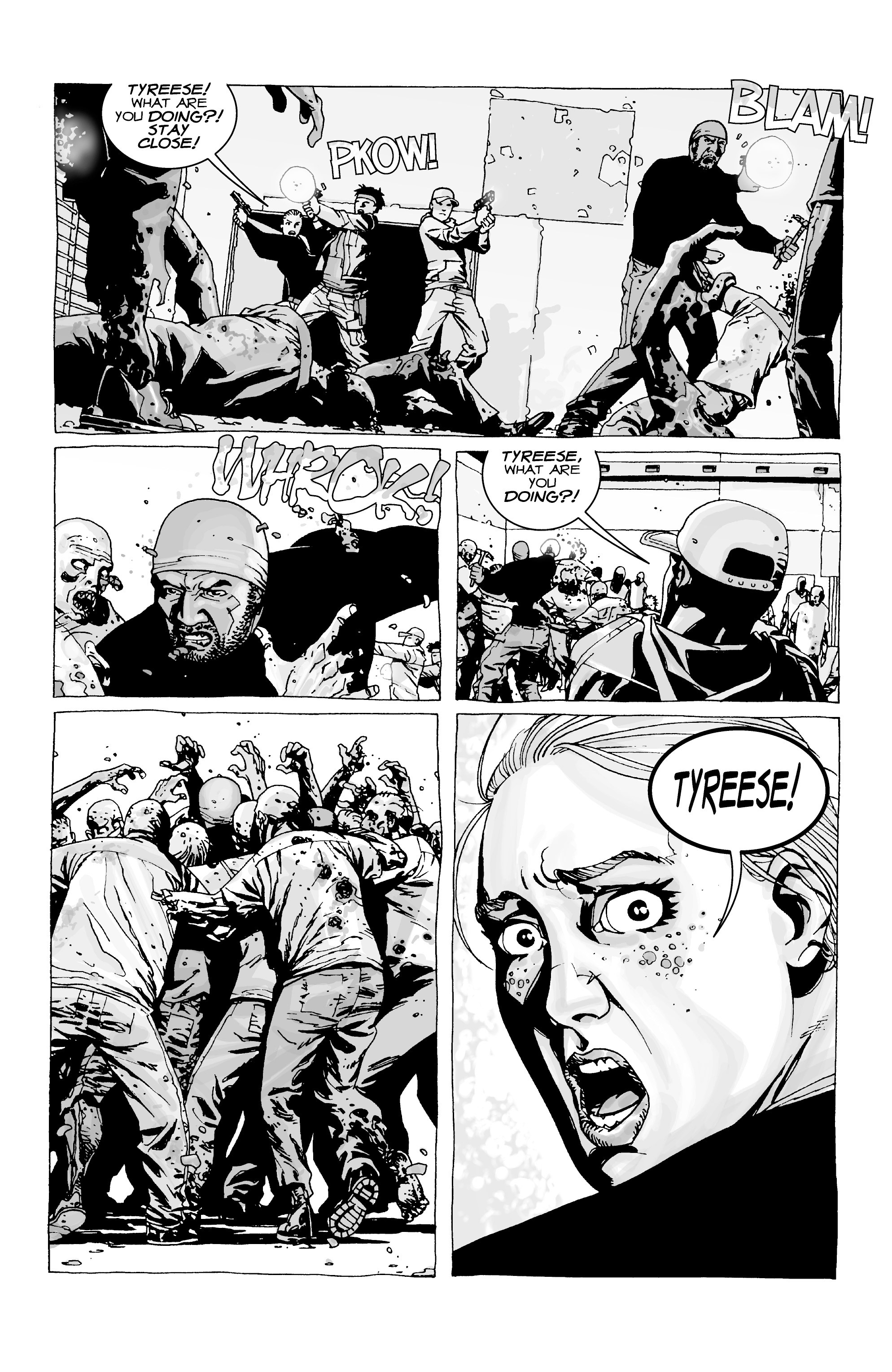 The Walking Dead Issue #15 Page 20