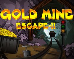 Solucion Gold Mine Escape 2