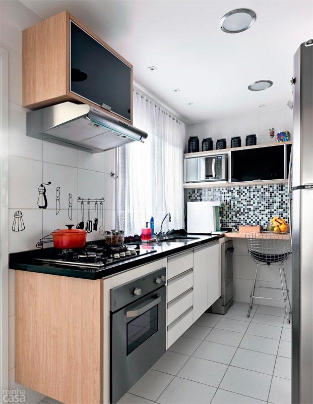 A Casa da Sheila Cozinhas simples e lindas!!! # Uma Cozinha Simples