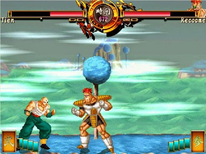 Dragon Ball Z Sagas screenshots