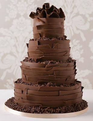 Chocolate Cake Art: