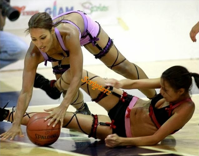 American Woman Bikini Basketball League
