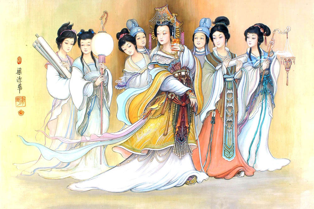 wu zetian achievements Compare and contrast empress wu and pharoah cleopatra compare the tang empress wu zetian (also known as empress wu or as wu and their achievements and.