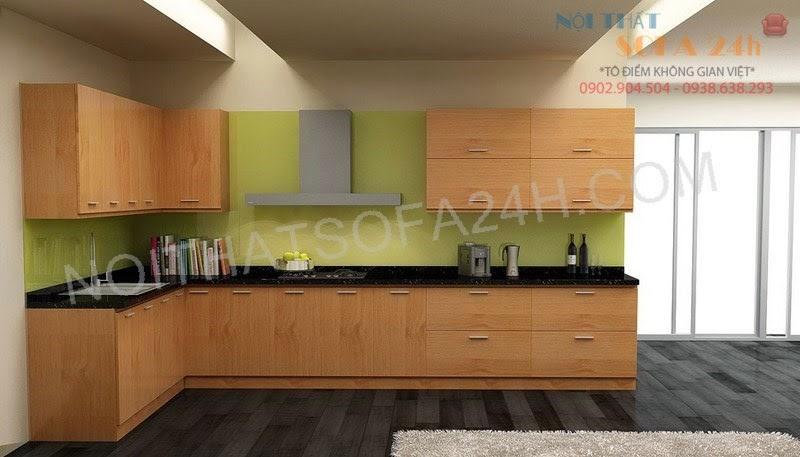 Tủ bếp TB045