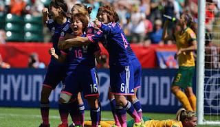 FÚTBOL FEMENINO - Japón se cita con Inglaterra en pos del objetivo de revalidar el título mundial
