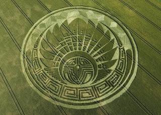 Quetzalcoatl Mayan Headdress