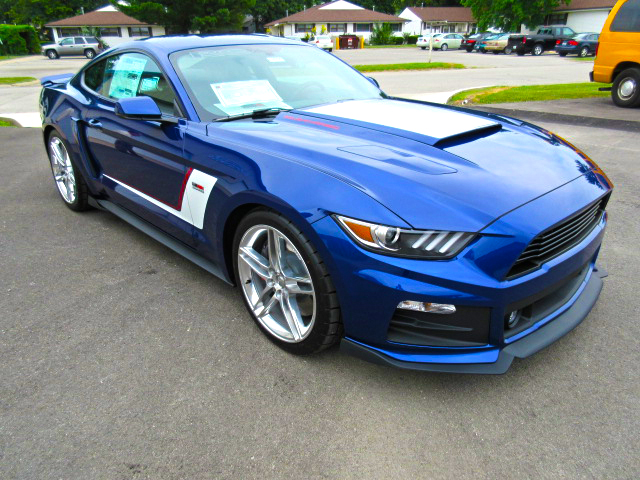 high performance sales 2015 roush stage 3 mustang 670. Black Bedroom Furniture Sets. Home Design Ideas