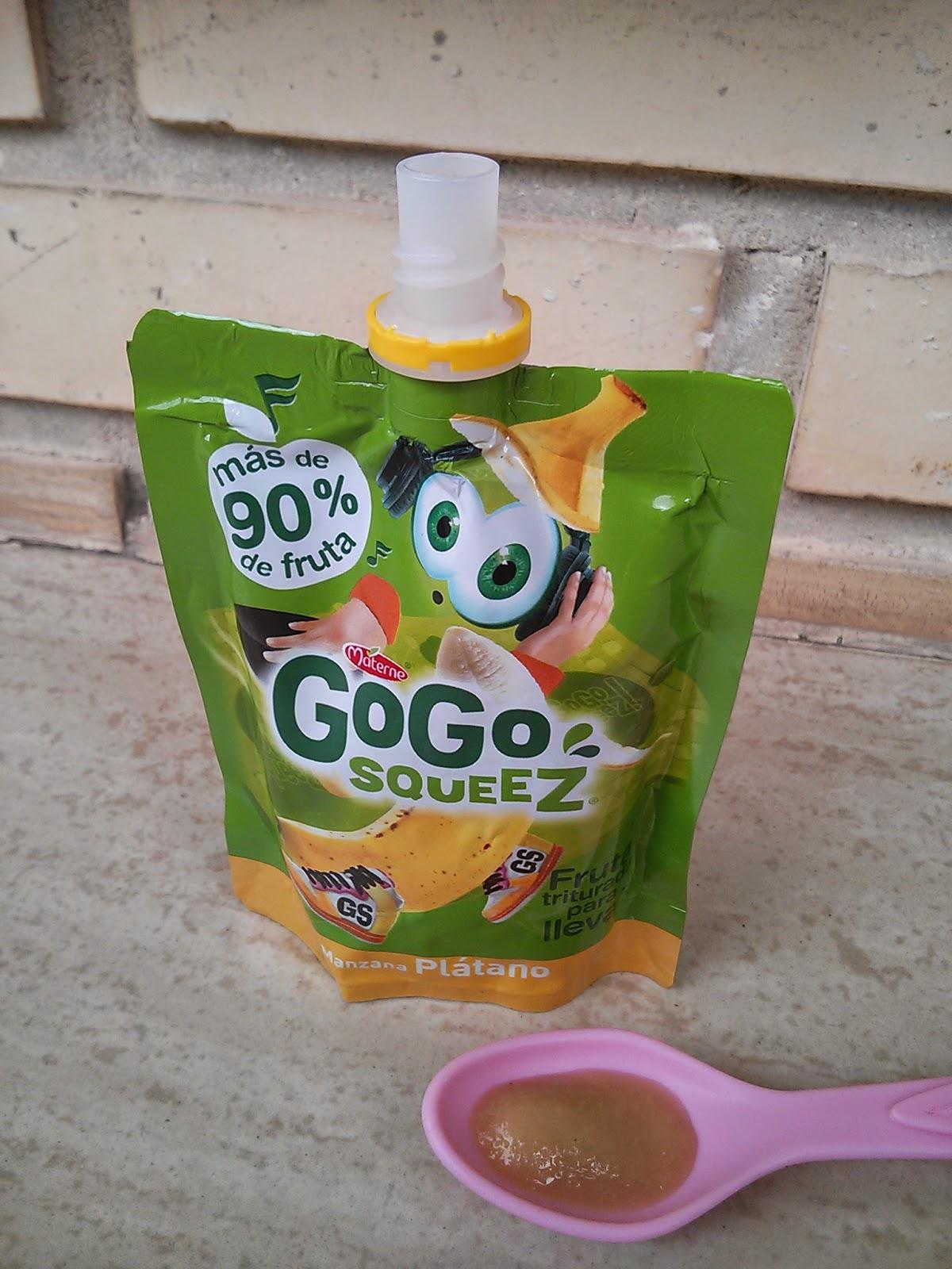 Gogo Squeez Degustabox