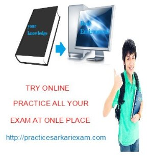 Practice all your exam online
