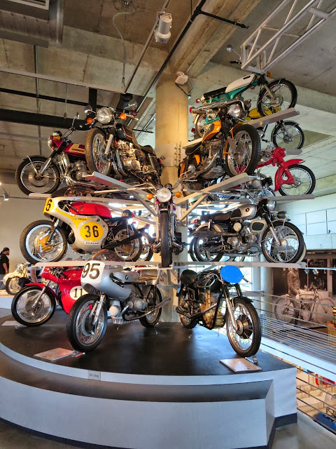 Barber Museum Motorcycle Bike Rack