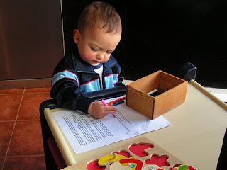 Niños, Desarrollo y Crecimiento, Tres Años