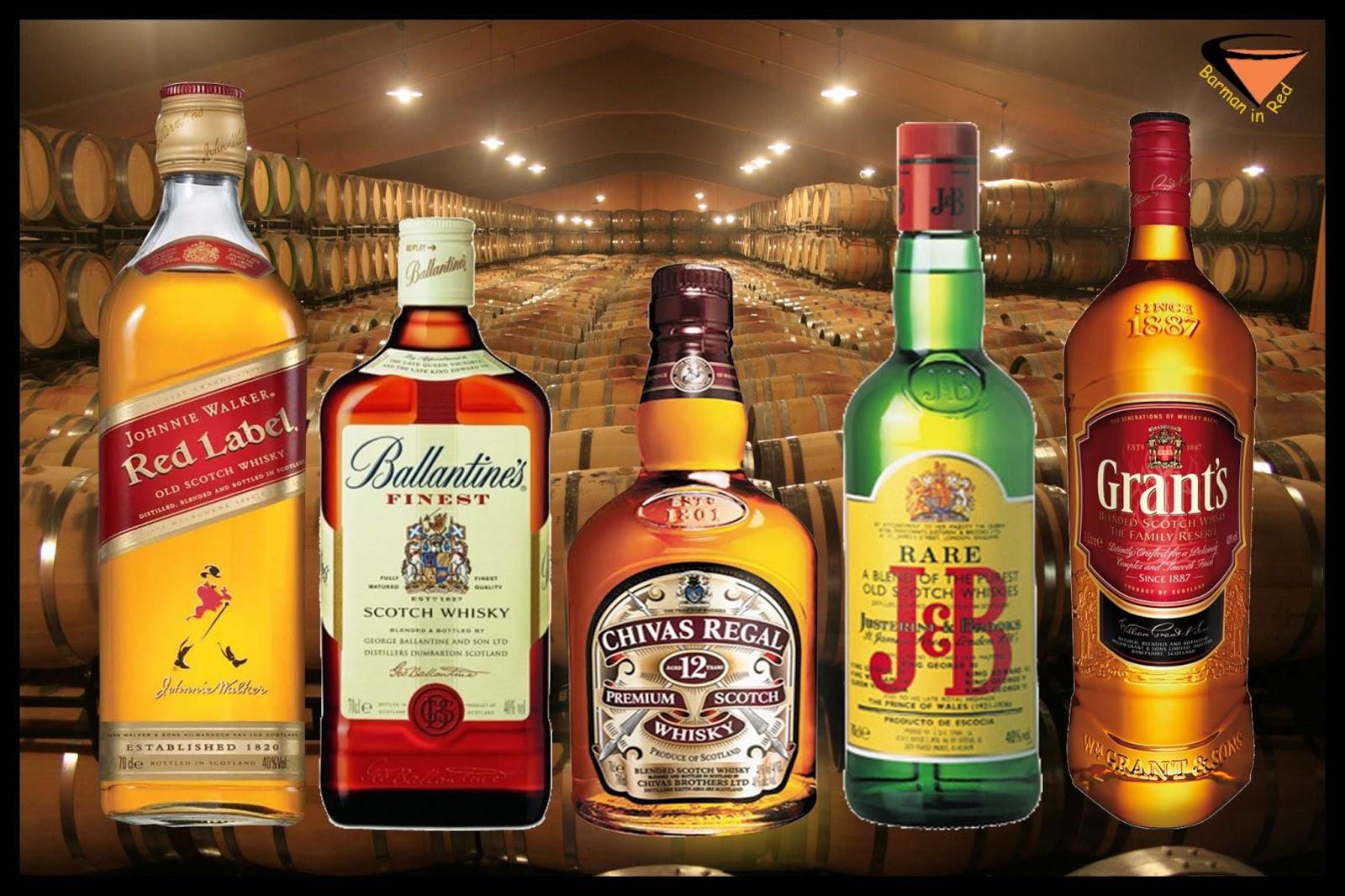 Las 20 bebidas mas ricas