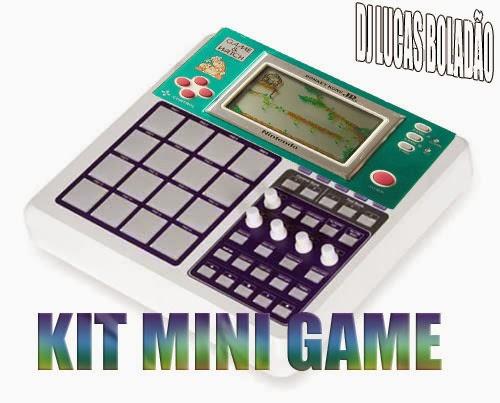 Dj Lucas Bolad 195 O Kit Battery 3 Mini Game Volt 2 Rar Para
