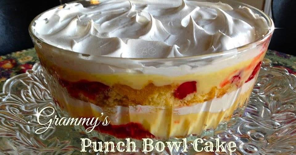 Yellow Cake Pudding Cherry Pie Filling