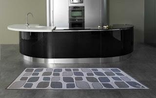 Stuoie e guide antimacchia e antiscivolo tappeti per for Tappeti x cucina moderni