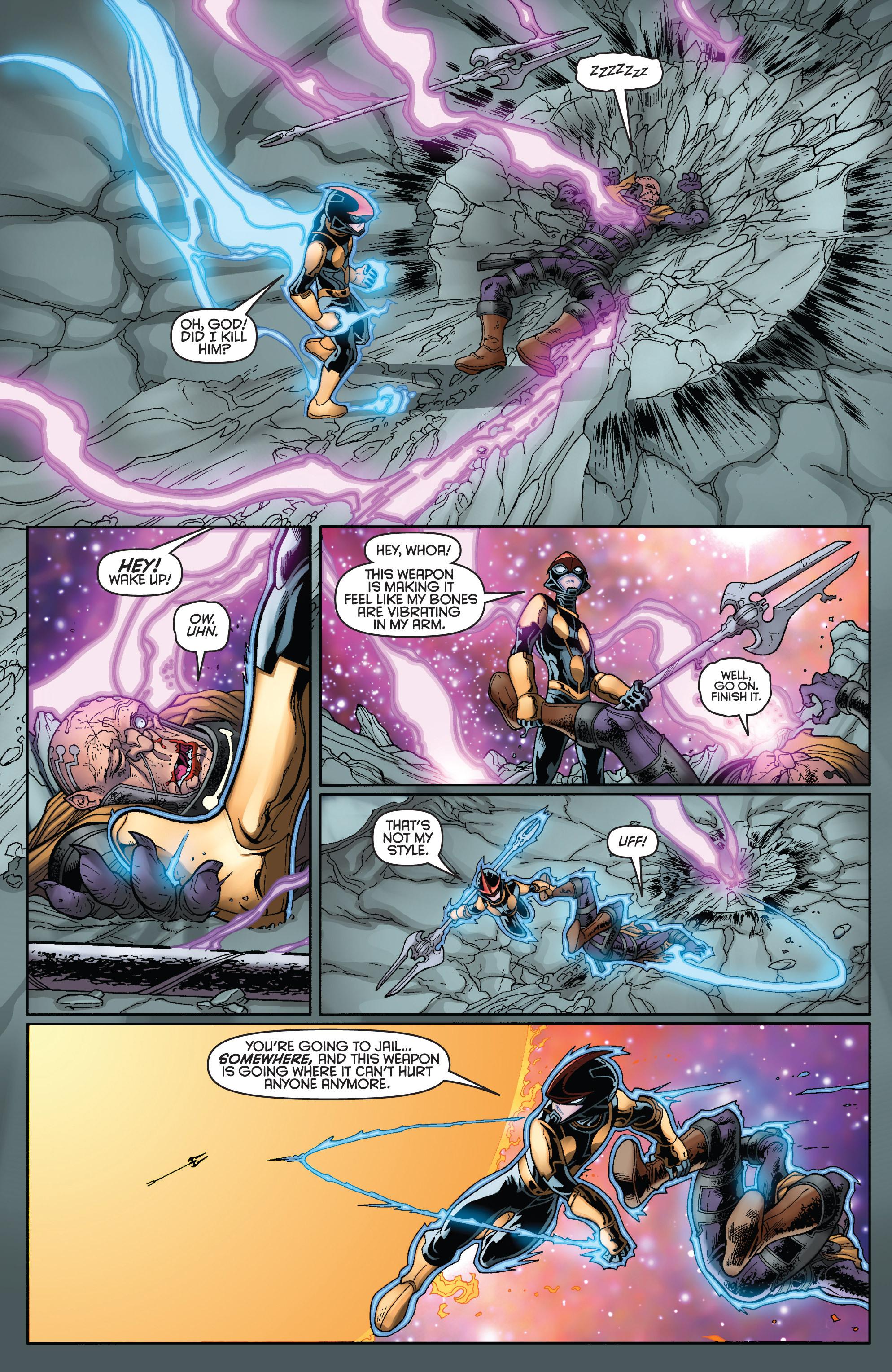 Nova (2013) - Chapter  16 | pic 10