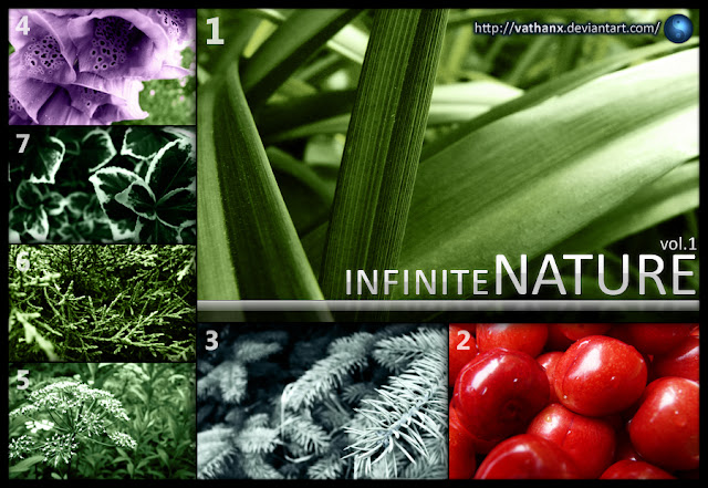 Infinite Nature Wallpapers