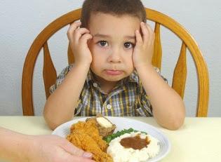 agar anak makan lahap