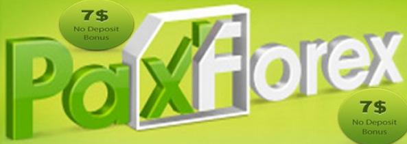 Paxforex welcome bonus