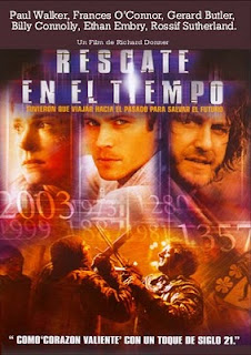 Rescate en el Tiempo (Timeline) Poster