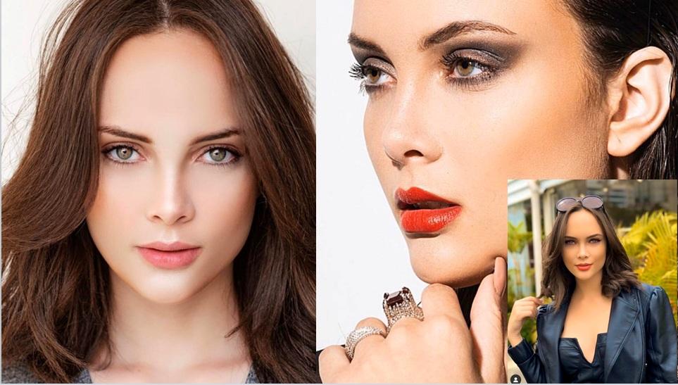 Aos 17 anos a jovem modelo Taís Rangel vem crescendo gradativamente no mundo da moda