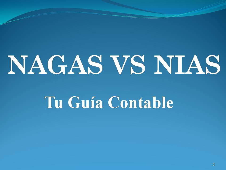 NAGAS VS NIAS