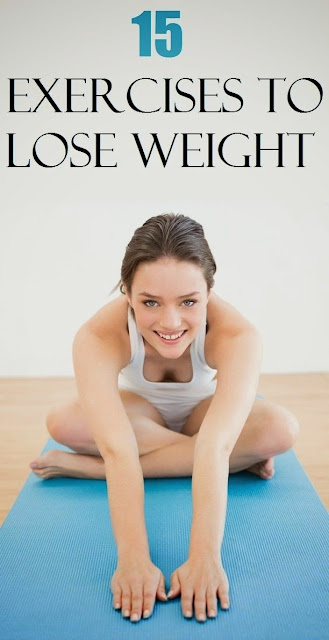 15 Best Exercises to Lose Weight