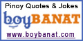 Boy Banat │ Home of Pinoy Quotes, Pinoy Jokes, Pamatay na Banat, Pinoy Pick up Lines and Informative News