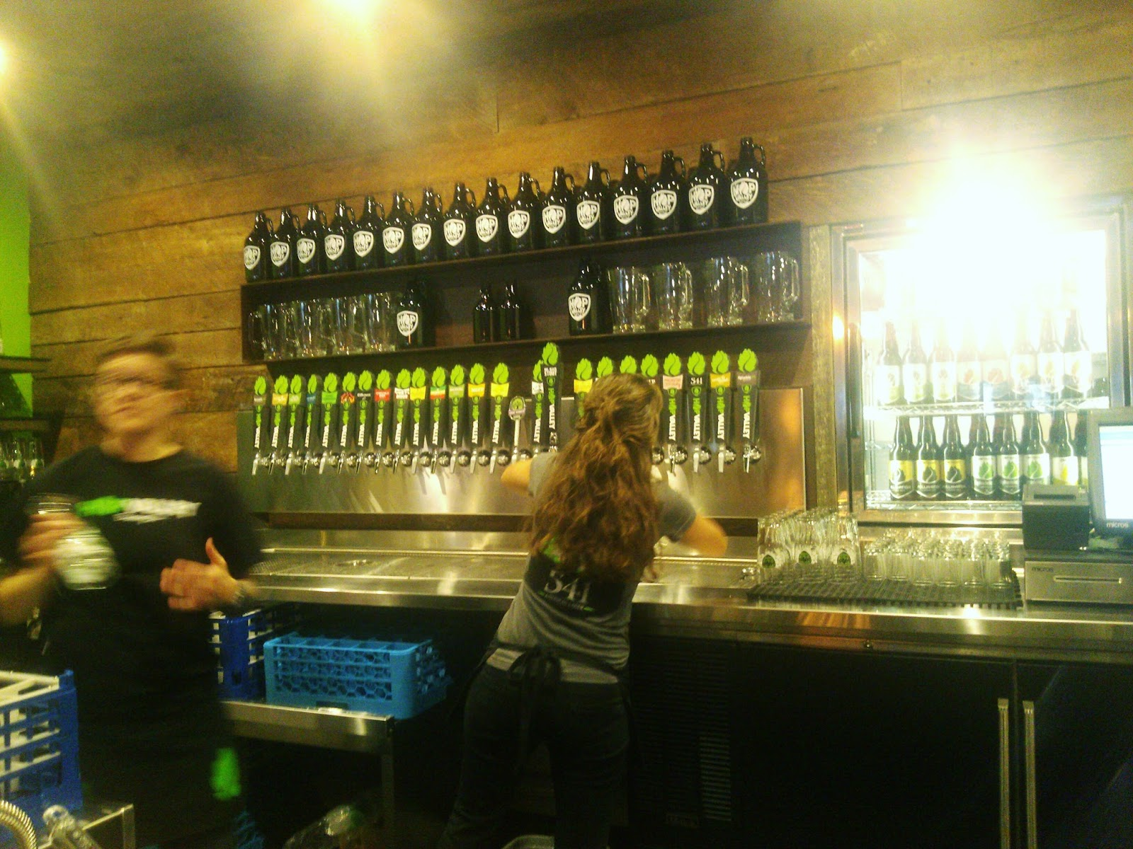 First Look Hop Valley Brewing S New Eugene Tasting Room