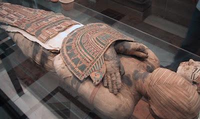 Ο άγνωστος θησαυρός της Αιγύπτου