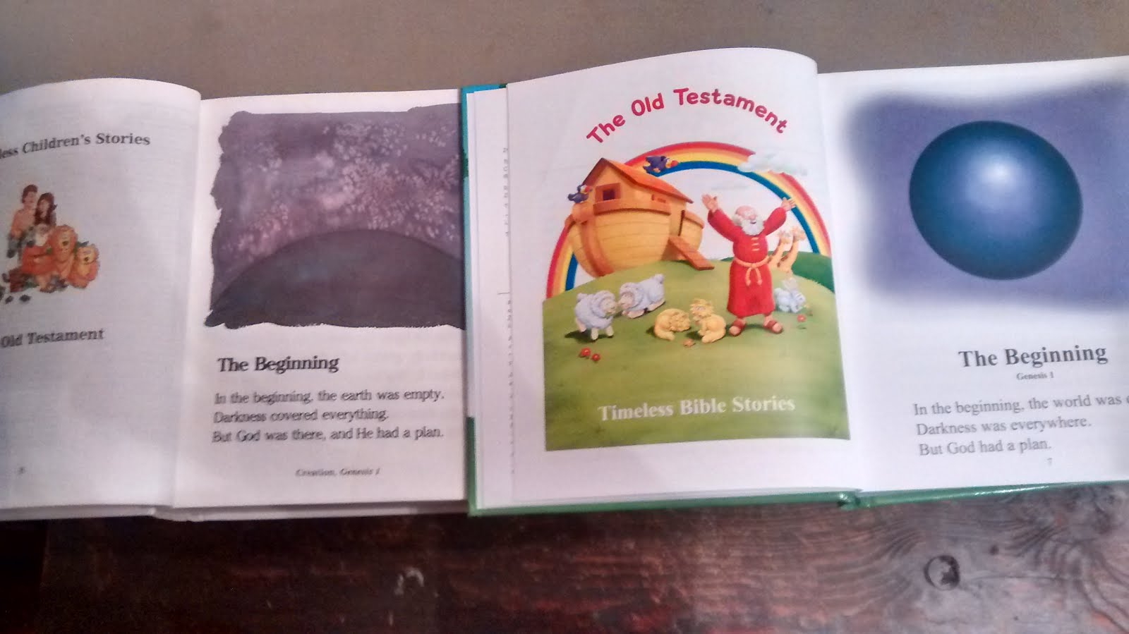 the buckouts blessings the beginners bible bible book review