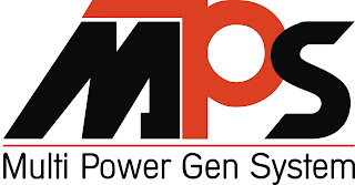 MPS logo design in corel