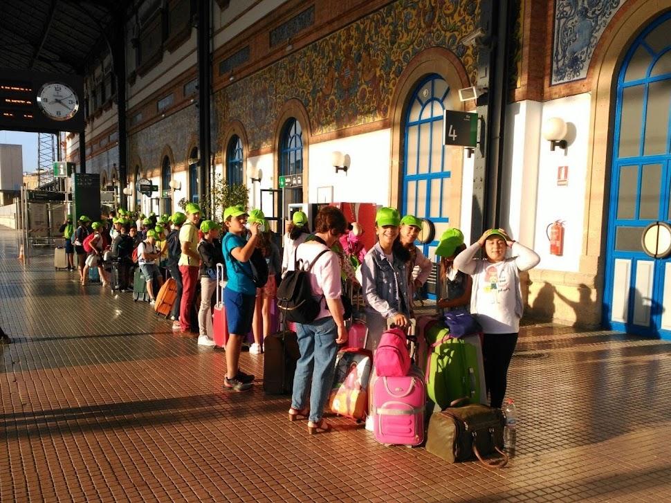 Viaje final de curso 2017 a Madrid