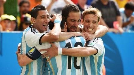Hasil Argentina vs Kroasia 2-1: Lionel Messi Menangkan Tim Tango