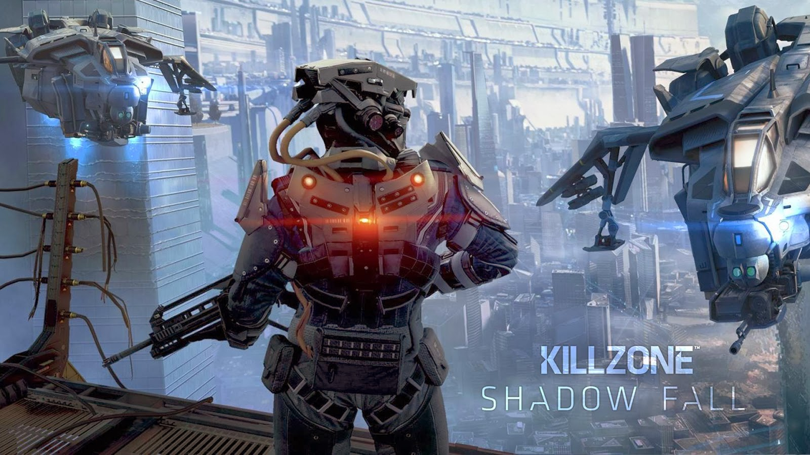 killzone shadow fall multiplayer wallpapers - Killzone Shadow Fall Multiplayer Game HD desktop
