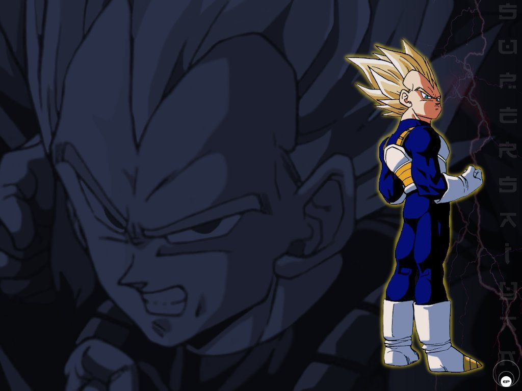 Dragon Ball Z Wallpapers Vegeta Super Saiyan