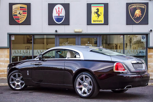 Rolls Royce Wraith for sale