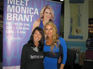 Monica and I - 3/2012