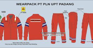 WEARPACK SERAGAM LAPANGAN PT PLN