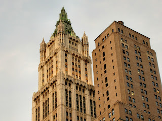 Woolworth Building de Nueva York