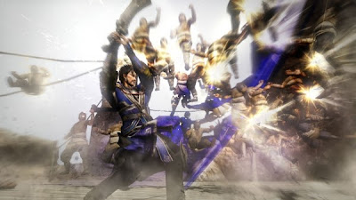 Dynasty Warriors 8 Xiahou Dun