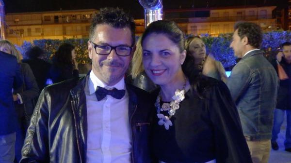 Con el Dr. Blás Gimenez